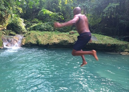 Blue Hole, Jamaica